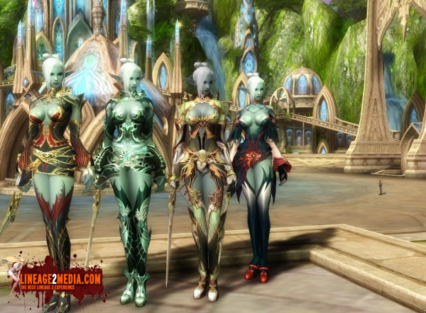 lineage 2 godess of destruction new armor sets magmeld r85 r87 r95 r99