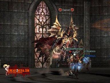 tower of naia darion  lineage 2
