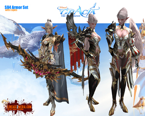 S84 Armor Sets with pictures and translated Statistics - Lineage 2 Gracia 3